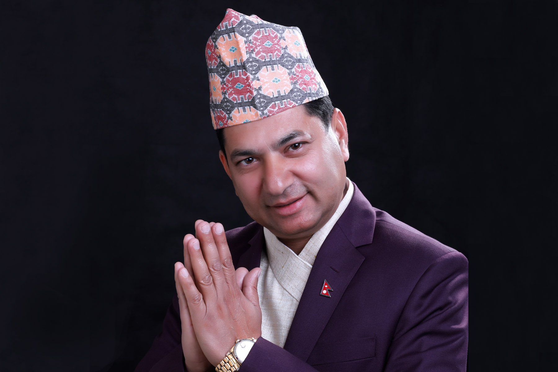 Mr. Ram Chandra Koirala